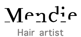 Mendie hairartist Logo